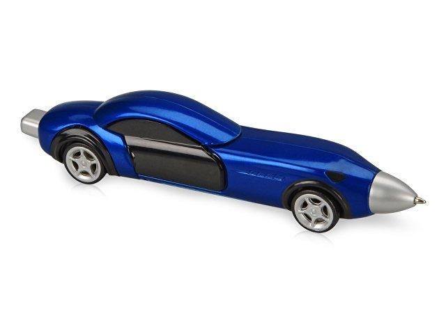 Ручка шариковая «Сан-Марино» в форме автомобиля с открывающимися дверями и инерционным механизмом движения, синяя