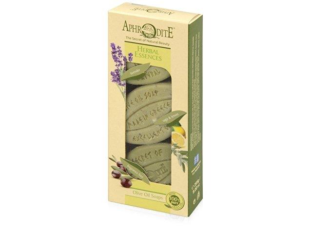 Косметический набор мыла «Ароматные травы». APHRODITE