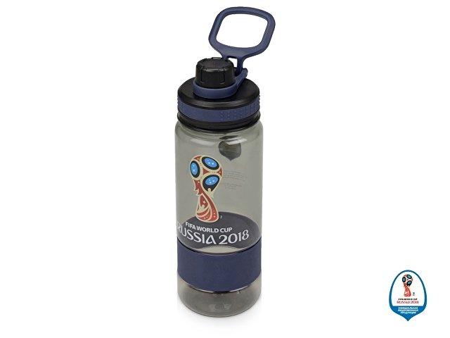 Бутылка 2018 FIFA World Cup Russia™, 0,7 л., черный/темно-синий