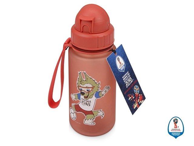 Бутылка 2018 FIFA World Cup Russia™, 0,4 л., красный