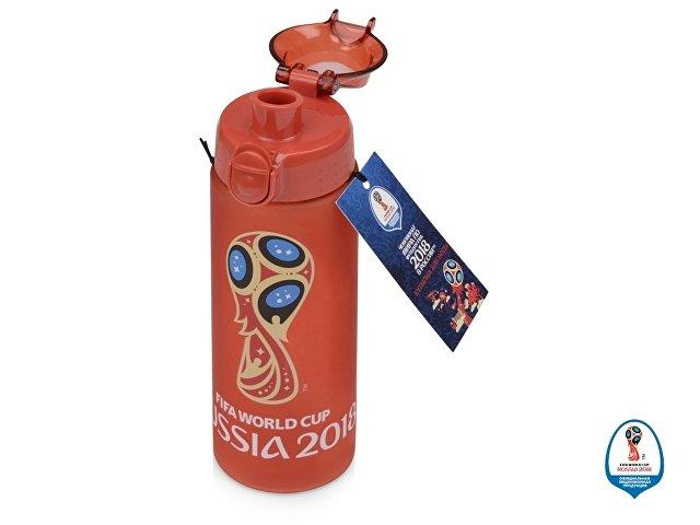 Бутылка 2018 FIFA World Cup Russia™, 0,6 л., красный