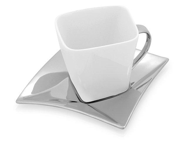 Чайная пара: чашка на 220 мл c блюдцем