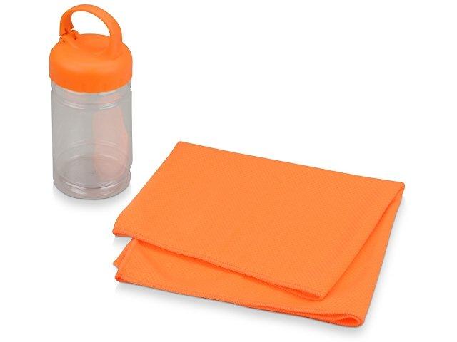 Набор для фитнеса «Cross», оранжевый