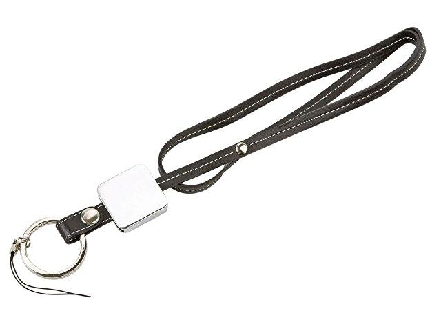 Ремешок для ношения мобильного телефона на шее с рамкой для фотографии 2,5х2,5 см