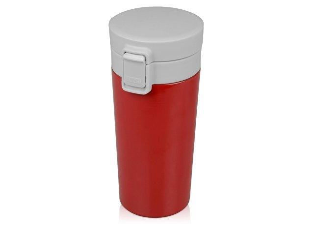Герметичная термокружка «Trigger» 380мл, красный