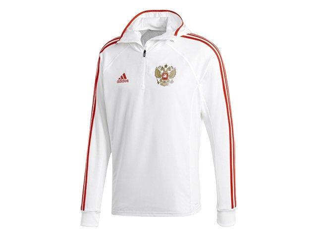 Джемпер РОССИЯ WARM. adidas, белый/красный