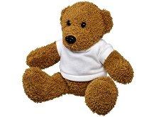 Плюшевый медведь с футболкой (арт. 10221100)
