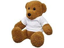 Плюшевый медведь с футболкой, большой (арт. 10221300)