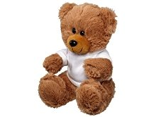 Плюшевый медведь с футболкой, большой (арт. 10221400)