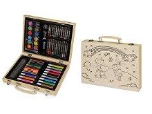 Набор для рисования в чемодане с рисунком (арт. 10607200.01)