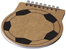 Блокнот в виде футбольного мяча (арт. 10709200)