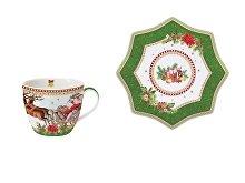 Чайная пара «Новогоднее настроение» (арт. 124012)