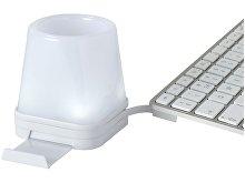 Настольный USB Hub «Shine» 4 в 1 (арт. 13425501)