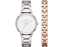 Подарочный набор: часы наручные женские, браслет (арт. 29455)
