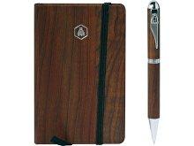 Подарочный набор «Larbey»: записная книжка А6, ручка шариковая (арт. 40265045)