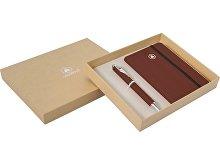 Подарочный набор «Larbey»: записная книжка А6, ручка шариковая (арт. 40265045), фото 2
