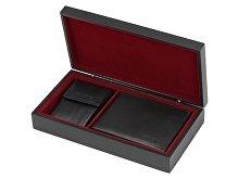 Подарочный набор: портмоне, ключница (арт. 56501)
