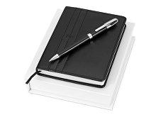 Набор: дизайнерский блокнот А6, шариковая ручка (арт. 60400)
