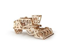 3D-ПАЗЛ UGEARS «Комбайн» (арт. 70010), фото 4