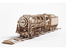 3D-ПАЗЛ UGEARS «Поезд» (арт. 70012)