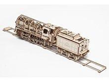 3D-ПАЗЛ UGEARS «Поезд» (арт. 70012), фото 3