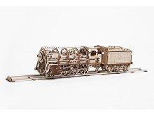 3D-ПАЗЛ UGEARS «Поезд» (арт. 70012), фото 6