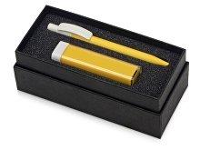 Подарочный набор White top с ручкой и зарядным устройством (арт. 700302.04), фото 2