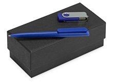 Подарочный набор Qumbo с ручкой и флешкой (арт. 700303.02)