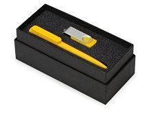 Подарочный набор Qumbo с ручкой и флешкой (арт. 700303.04), фото 2