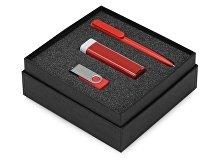 Подарочный набор On-the-go с флешкой, ручкой и зарядным устройством (арт. 700315.01), фото 2