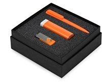Подарочный набор On-the-go с флешкой, ручкой и зарядным устройством (арт. 700315.13), фото 2