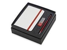 Подарочный набор Reporter Plus с флешкой, ручкой и блокнотом А6 (арт. 700317.01), фото 2