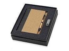 Подарочный набор Essentials с флешкой и блокнотом А5 с ручкой (арт. 700321.07)