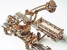 3D-ПАЗЛ UGEARS «Манипулятор на рельсах» (арт. 70032), фото 3