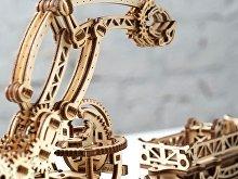 3D-ПАЗЛ UGEARS «Манипулятор на рельсах» (арт. 70032), фото 7