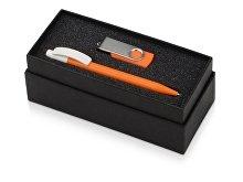 Подарочный набор «Uma Memory» с ручкой и флешкой (арт. 700337.13), фото 2