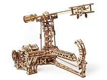 3D-ПАЗЛ UGEARS «Авиатор» (арт. 70053)