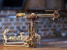 3D-ПАЗЛ UGEARS «Авиатор» (арт. 70053), фото 6
