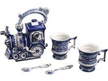 Чайный набор «Поезд» (арт. 82735)