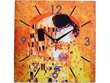 Часы настенные «Климт. Поцелуй» (арт. 905908)