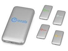 Портативное зарядное устройство XOOPAR BUBBLE BANG, 5 цветов подсветки, 5000 mAh (арт. 966100)