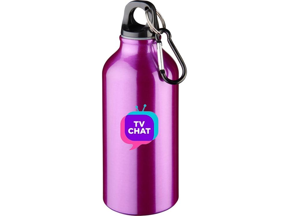 Бутылка Oregon с карабином, пурпурный