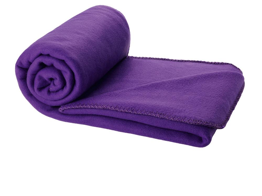 Плед Huggy в чехле, пурпурный