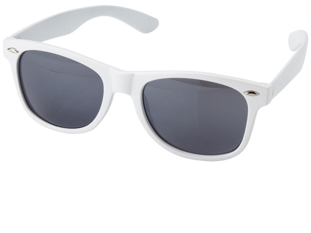 Очки солнцезащитные Crockett, белый