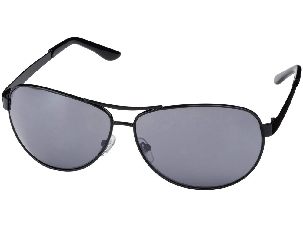 Солнечные очки Maverick в чехле. УФ 400, черный