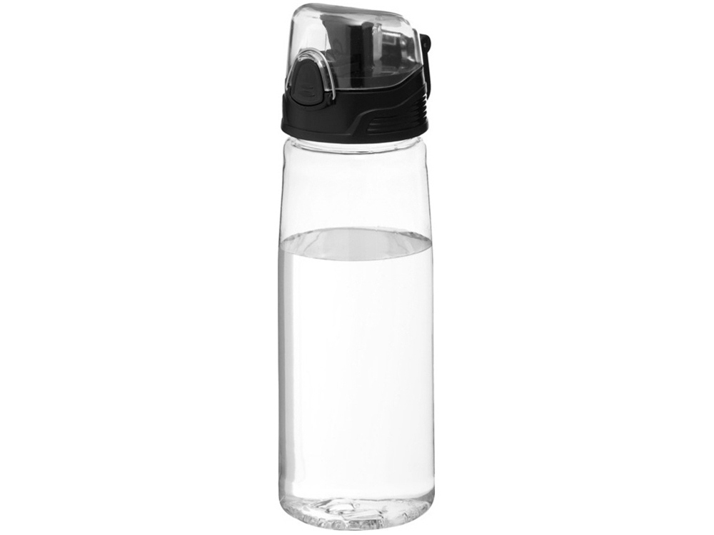 Бутылка спортивная Capri, прозрачный