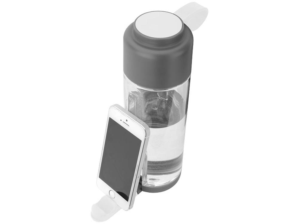 Бутылка Techno с подставкой для телефона