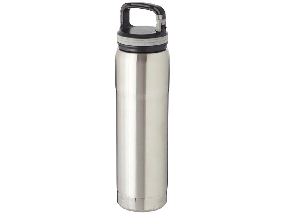 Вакуумная бутылка Hemmings с керамическим покрытием и медной изоляцией, серебристый