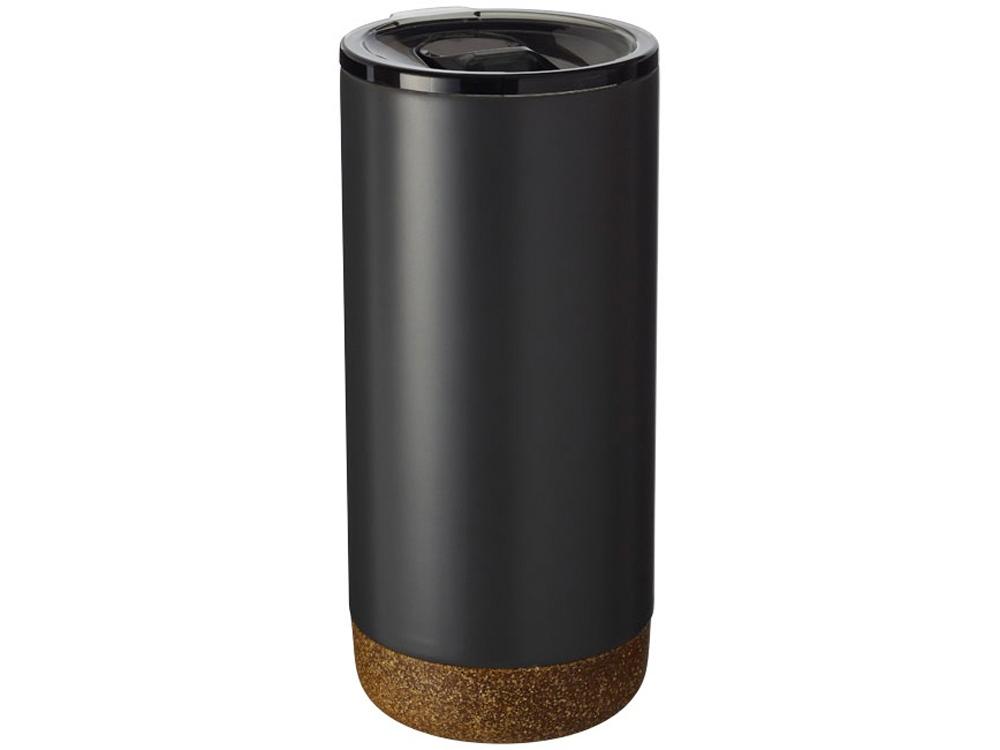 Вакуумная термокружка Valhalla с медным покрытием, серый