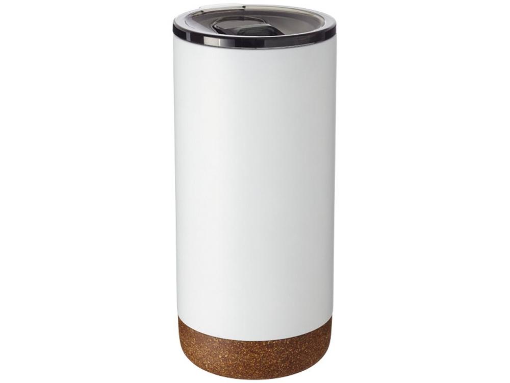Вакуумный Термос Valhalla с медным покрытием, белый